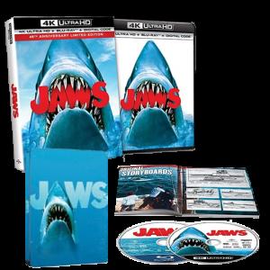 dents de la mer blu ray 4K collector