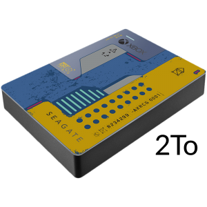 disque dur hdd seagate cyberpunk 2077 version 2 To