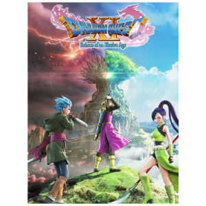dragon quest XI 11 PC dematerialise