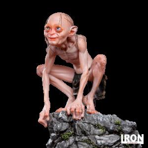 figurine iron studios gollum visuel produit