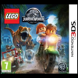 jurassic world lego 3DS pas cher visuel produit