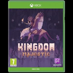 kingdom majestic xbox one visuel produit