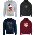 lot 2 sweat à 37,99 euros chez zavvi 07 07 20