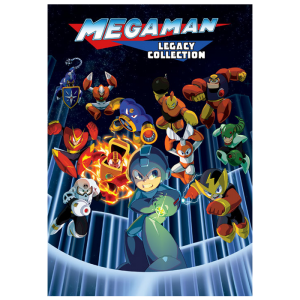 megaman legacy collection pc steam
