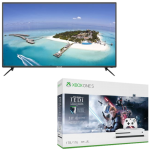 pack xbox one s avec tv hd brandt
