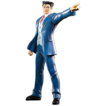 phoenix wright figurine first 4 figures visuel produit
