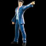 phoenix wright figurine first 4 figures visuel produit