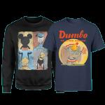 promo disney produits dérivés sweat et t shirts