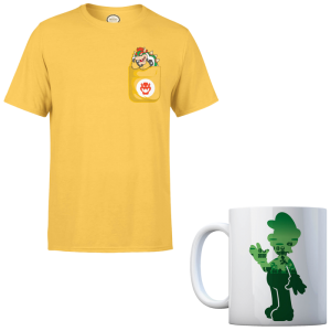 promo mug nintendo t-shirt zavvi 30 05 20