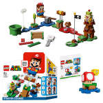 set mario lego avec extension champignon