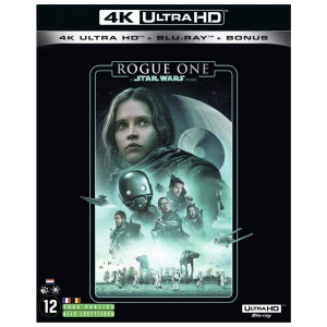 star wars rogue one blu ray 4k + blu ray