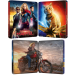 steelbook Lenticulaire Captain Marvel 4K Ultra HD Blu ray 2D