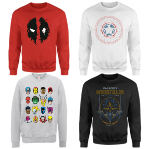 sweat marvel en promo zavvi 27 08 20