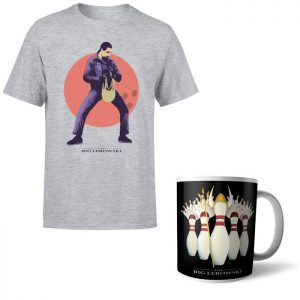 t shirt mug the big lebowski zavvi