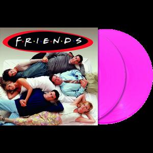 vinyle friends rose