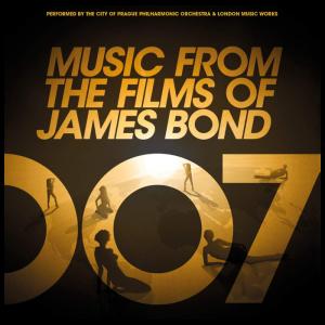 vinyle james bond agent 007 visuel produit