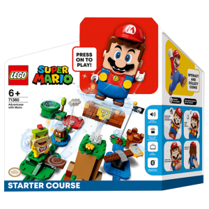 visuel produit set lego mario 71360