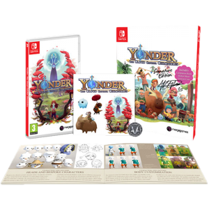 yonder signature edition switch