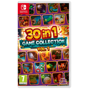 30 in 1 Games Collection Vol 1 sur Switch