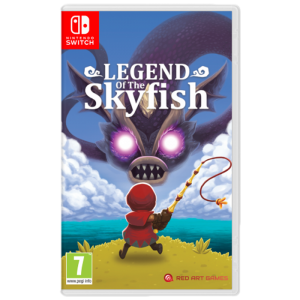 Legend of the Skyfish switch