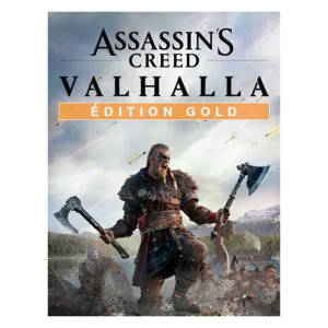 assassin's creed valhalla gold pc visuel produit