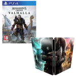 assassin's creed valhalla steelbook ps4