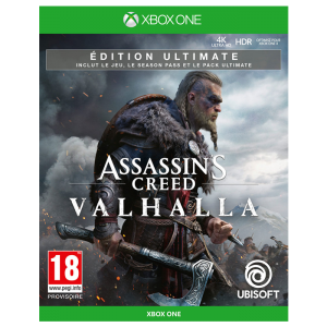 assassin's creed valhalla ultimate xbox one visuel produit