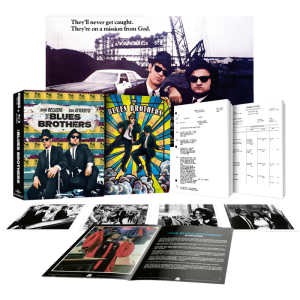 blues brothers edition deluxe steelbook blu ray 4K