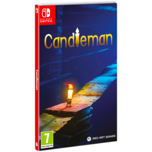 candleman switch red art games