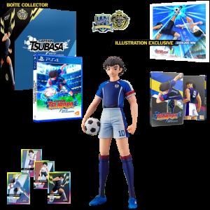 captain tsubasa rise of new champions edition collector ps4