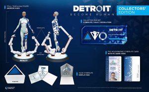 collector detroit become human pc visuel en detail