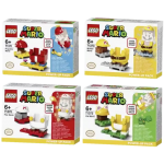 costumes lego mario power up pack