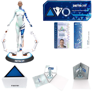 detroit become human collector pc visuel produit