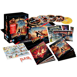 flash gordon edition collector steelbook blu ray 40eme anniversaire