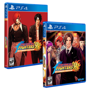 king of fighters 98 visuel produit