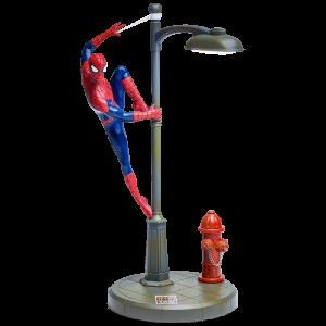 lampe de bureau spiderman