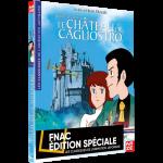 le chateau de cagliostro visuel produit edition fnac