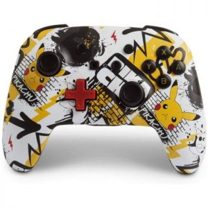 manette switch pokemon graffiti
