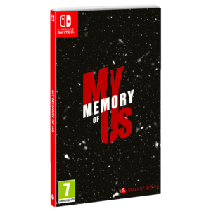 my memory of us switch red art games