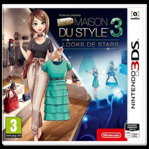 nouvelle maison du style 3DS visuel produit