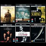 promo blu ray 4k films zavvi 3 pour 32 euros