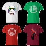 promo t shirts pour enfants zavvi visuel produit