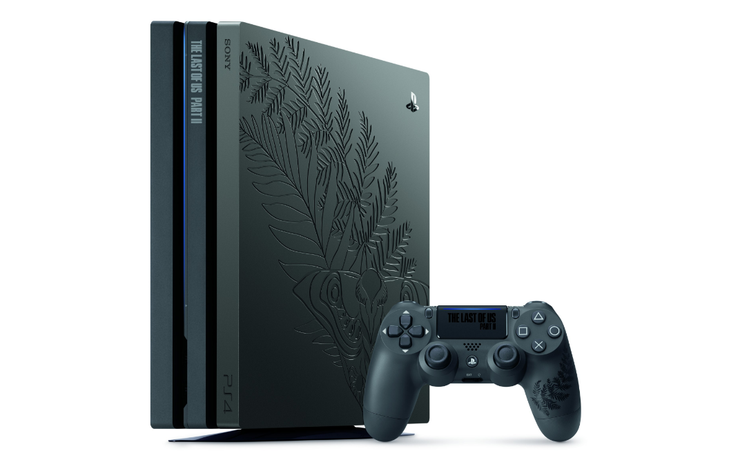 ps4 pro last of us 2 1