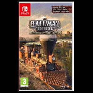 railway empire deluxe switch visuel produit