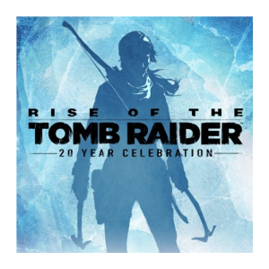 rise of the tomb raider playstation store visuel produit