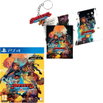 streets of rage 4 ps4 artbook porte clefs