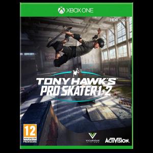 tony hawk pro skater remastered xbox one visuel produit