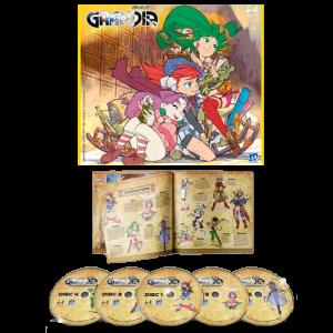 visuel produit grandia CD ost collector