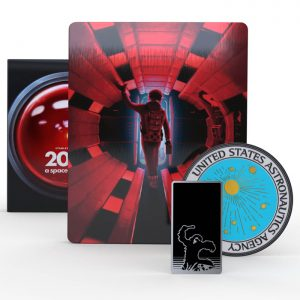2001 l'odyssée de l'espace titans of cult blu ray 4K copie