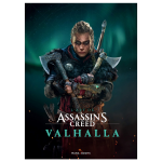 Artbook L'art de Assassin's Creed Valhalla francais visuel produit